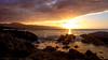 Golden sunset (802701) Tags: 2018 201801 america hi hi2018 hawaii honolulu january2018 oahu usa unitedstates unitedstatesofamerica waikiki travel sunset
