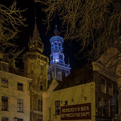 Kampen06 (Henk Melenhorst) Tags: kampen avondfotografie nikon d750 ncn nikonclubnederland nikond750 night nightphotography nieuwetoren