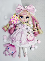 Makiyo - Custom Pullip Doll - OOAK Pullip Doll (Patrick Custom) Tags: pullip pullipcustom pullipdoll pullipooak pullipfamily pullipmio pink doll artdoll ooakdoll customdoll groovedoll balljointdoll fashiondoll fashion lolita sweetlolita kawaii