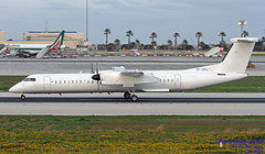 5Y-SMJ LMML 20-01-2018 (Burmarrad (Mark) Camenzuli Thank you for the 10.2) Tags: airline 748 air services aircraft bombardier dash 8q402 registration 5ysmj cn 4013 lmml 20012018