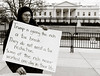 Tax protestor (vpickering) Tags: protestors whitehouse protesting dc washington protestor