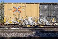Sworne (Psychedelic Wardad) Tags: freight graffiti cbs lords um tfl sworne sworn