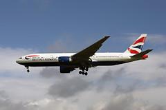 G-VIID (FabioZ2) Tags: londra boeing 777236er atterraggio cn27486