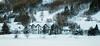 Winter in town Akureyri (joningic) Tags: akureyri winter snow urbannature urban house houses iceland innbærinn innbær town trees