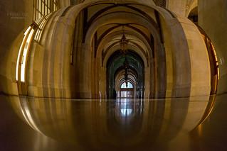 ... corridor