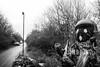 """""""Route des Chicanes"""" sur la zad #NDDL: attention les pièges !  +infos=clic> (ValK.) Tags: nddl zad d281 notredamedeslandes politique valk vinci aeroport lutte resistance routedeschicanes social zoneadefendre france fr"""