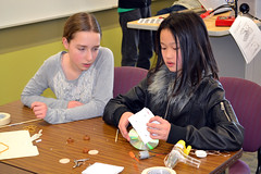 College of DuPage Engineering Club Hosts STEM Learning Event for Homeschoolers 2018 6 (COD Newsroom) Tags: collegeofduipage cod engineering engineeringclub homeschool stem science technology math campus glenellyn illinois il berginstructionalcenter college communitycollege education highereducation biotechnology chemicalengineering computerscience robotics computer dupage dupagecounty