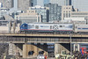 Amtrak Charger (photo-engraver1) Tags: chicago illinois train transportation trainspotting traintracks trains tracks locomotive