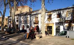 kaivalya (ΩΩΩΩΩΩΩΩΩ) Tags: ronda andalucía sierra malaga flamenco expectativas amor gandhi andalucia björk piedra pez calles