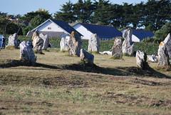 Alignements de Lagatjar - Camaret-sur-Mer (29) (odile.cognard.guinot) Tags: finistère lagatjar camaretsurmer alignementsmégalithiques néolithique