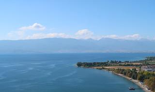 Lake Ochrid