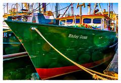 Rhiley Donn (Timothy Valentine) Tags: 2018 0118 fishing harbor boat datesyearss sliderssunday newbedford massachusetts unitedstates us