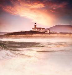 Faro de Lariño (Juan Figueirido) Tags: farodelariño puntainsua lariño ancoradoiro carnota lira faros lighthouses faro lighthouse mar sea atlantic waves olas praiadoancoradoiro playadelancoradoiro louro galicia spain seascapes paisaje landscape