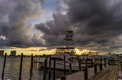 DSC_8253 (carpe|noctem) Tags: panama city beach marina florida sunset