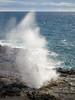 Spouting Horn (bfluegie) Tags: hawaii kauai spoutinghorn ocean water blowhole