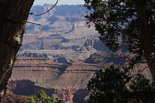 Grand Canyon National Park, South Rim, Grandview Point