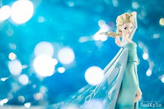 Let the storm rage on (Sabrina Franzoni) Tags: elsa frozen queen movie disney princess gsc goodsmile goodsmilecompany figma doll toyart toyphotography toy figure collection japan