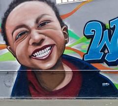 Grafitti Street Art (2017) - Nomen