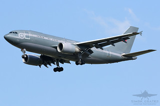 15003 AIRBUS CC-150 POLARIS (A313) CANADIAN ARMED FORCES