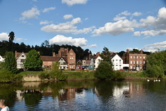 River Severn, Bewdley, Worcestershire (Manoo Mistry) Tags: nikon nikond5500 tamron tamron18270mmzoomlens bewdley worcester worcestershire england englanduk riversevern river midlands sky landscape west birminghampostandmail
