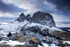 SassolungoSunset (Kevin.Grace) Tags: italy dolomites dolomiti sassolungo snow winter sunset landscape mountain passo sella