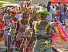 Carnaval en Guadeloupe  © Le Moule (philippedaniele) Tags: danseuses costumes chapeaux antilles guadeloupe fête carnaval