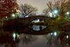 Gapstow (CFD Images) Tags: central park new york city big apple manhattan gapstow bridge night shot long exposure pond