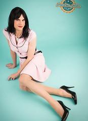 Pinup! (Hannah McKnight) Tags: tgirl transgender transgirl model crossdress crossdresser stilettos