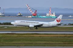 JA8996 Naha 30/10/15 (Andy Vass Aviation) Tags: naha b737 japantransoceanair jal ja8996