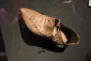 Medieval shoe