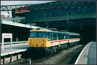 87023 'Velocity' London Euston
