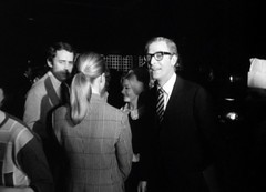 Candice Bergen & Michael Caine @ Tate-Polanski Wedding, Chelsea, London, UK, January 20, 1968 (classic_film) Tags: 1968 candicebergen michaelcaine 1960s sixties wedding london actress añejo alt actrice actriz acteur actor hollywood film movie celebrity celebrities schön schauspielerin aktrice akteur aktor man woman beauty beautiful model época entertainment frau mujerbonita mujer prettygirl pretty blonde hair nostalgic nostalgia