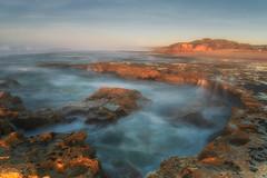 Morning Light DSC_4256 (BlueberryAsh) Tags: fffplus torquay beach seascape pointroadknight longexposure sunrise coast morningtonpeninsular water sea reef rocks rockpool