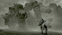 THE HARDER THEY FALL (Ninjerello) Tags: shadowofthecolossus sotc remake wallpapers bluepointgames wanderer agro colossus colossi photomode ps4 sonyjapanstudios bestscreenshot