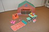 Barbie Western Fun Camping Playset - 1990 (jadedoz) Tags: barbie doll western fun arco mattel camping playset tent suncharm 1990 1990s 90s vintage