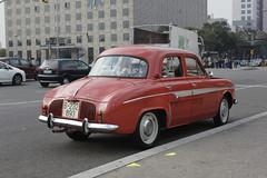 1961 Renault Dauphine [R1090] (coopey) Tags: 1961 renault dauphine r1090