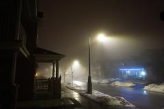 midnight (Farhan T) Tags: night dark fog mystery