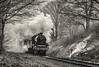45690 Leander leaving Townsend Fold (Dave2638) Tags: steamgala steamgala2018 steam elr eastlancs