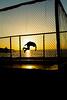 (c) Wolfgang Pfleger-7139 (wolfgangp_vienna) Tags: postira jumping springen kroatien croatia brac islandbrac sunset sonnenuntergang trampolin sport fun gegenlicht sun sonne