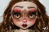 Mucha (saijanide) Tags: disney animator doll animators dolls custom ooak repaint faceup customized artist art nouveau mucha fantasy