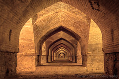 Si-o-Se Pol Bridge, Isfahan, Iran (Feng Wei Photography) Tags: islamicculture persianculture middleeast tranquility islam persian landmark colorimage islamic builtstructure traveldestinations famousplace tranquilscene iran iranianculture travel siosepolbridge dusk arch architecture horizontal isfahan tourism art bridge irn