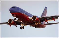 N933WN - Los Angeles (LAX) 03.10.2009 (Jakob_DK) Tags: b737 b737700 boeing boeing737 737 737700 boeing737700 737ng b737ng boeing737ng klax lax laxairport losangelesinternationalairport swa southwest southwestairlines 2009 n933wn
