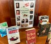 Wisconsin Authors (Lester Public Library) Tags: lesterpubliclibrary 365libs librariesandlibrarians tworiverswiscsonsin wisconsinlibraries publiclibrary library libraries book books bookdisplay wisconsinauthors wisconsin