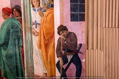 _chapel_brancacci_florence_99i690009 (skaradogan) Tags: santamariadelcarmine brancacci brancaccichapel florence firenze baroque renaissance barroco italy ceiling fresco art paintings medicis medici tuscany brunelleschi masaccio