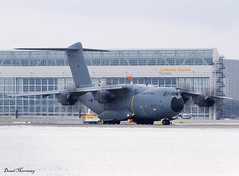 Royal Air Force A400M ZM414 (birrlad) Tags: munich muc international airport germany aircraft aviation airplane airplanes taxi taxiway takeoff departing departure runway prop blur turboprops zm414 airbus a400m a400 ascot rrr rrr4081 royal airforce raf security conference summit snow weather