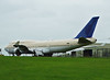 HZ-AIY Boeing 747-400 of Saudi Arabian Airlines (SteveDHall) Tags: aircraft airport aviation airfield aerodrome aeroplane airplane airliner airliners kemble cotswoldairport 2017 axeman scrapped scrapping scrap jumbo jumbojet saudia saudiarabianairlines saudi saudiarabia hzaiy b747 b744 b747400 747 747400 744 boeing747 boeing747400 retired
