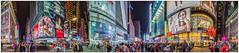 Times Square (BobGeilings.nl) Tags: timesquare newyork usa manhattan panorama night nightphotography square timessquare