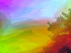 Hohenzollern Castle (water castle) Tags: 7dwf landscape landschaft hohenzollern schloss burg sunset sonnenuntergang bunt colorful