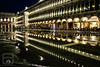 Light reflections of San Marco (fentonphotography) Tags: venice italy piazzasanmarco lights arches architecture water reflections puddle