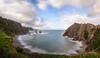 Silencio (Victor Aparicio Saez) Tags: playa asturias mar montañas hierva naturaleza paisaje panoramica acantilado